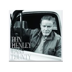 DON HENLEY - CASS COUNTY (LP)