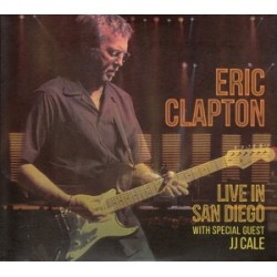 ERIC CLAPTON - LIVE IN SAN DIEGO (2-CD)