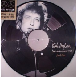 BOB DYLAN - LIVE IN LONDON 1965 (PICTURE LP)