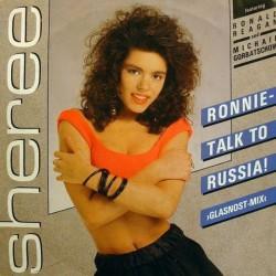 "SHERRE - RONNIE TALK TO RUSSIA (7"" VINYL)"
