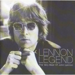 JOHN LENNON - LENNON LEGEND BEST OF (CD)