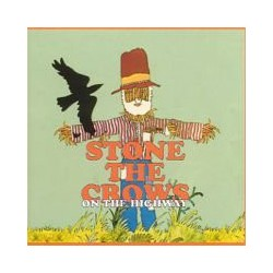 STONE THE CROWS - ON THE HIGHWAY LIVE 1972 (CD)