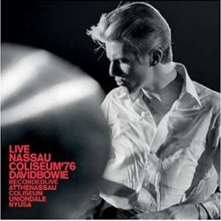 DAVID BOWIE - LIVE NASSAU COLISEUM '76 (2-LP)