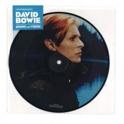"DAVID BOWIE - SOUND AND VISION (PICT 7"")"