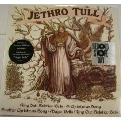 "JETHRO TULL - RING OUT, SOLSTICE BELLS  (7"" VINYL)"