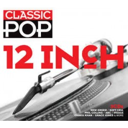 VARIOUS ARTISTS - CLASSIC POP 12 INCH (3-CD)