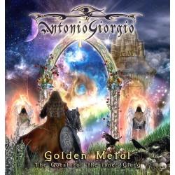 ANTONIO GIORGIO - GOLDEN METAL (CD)