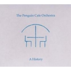 PENGUIN CAFE' ORCHESTRA - A HISTORY (BOX 4CD)