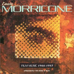 ENNIO MORRICONE - FILM MUSIC 1966 1987 (CD)