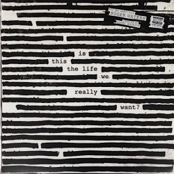 ROGER WATERS - IS THIS THE LIFE WE REALLY WANT (2-LP)