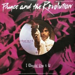 "PRINCE & THE REVOLUTION - I WOULD DIE 4 U (12"" vinyl)"