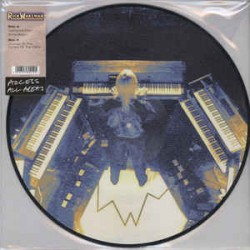 RICK WAKEMAN - ACCESS ALL AREAS (PICTURE LP)