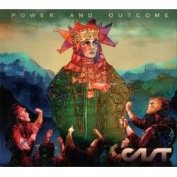 CAST - POWER AND OUTCOME (CD)