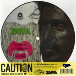 """FRANK ZAPPA - JOE'S GARAGE (7"""" vinyl PICTURE)"""