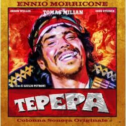 ENNIO MORRICONE - TEPEPA (LP)