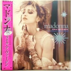 "MADONNA - LIKE A VIRGIN & OTHER BIG HITS (EP 12"")"