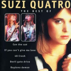 SUZI QUATRO - THE BEST OF (CD)