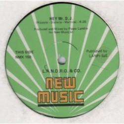 "L.A.N.D.R.O. & CO. - HEY MR. DJ (VINYL 12"")"