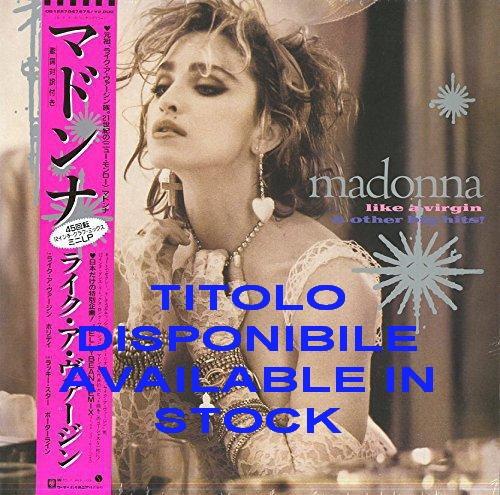 Madonna - LIKE A VIRGIN & OTHER BIG HITS