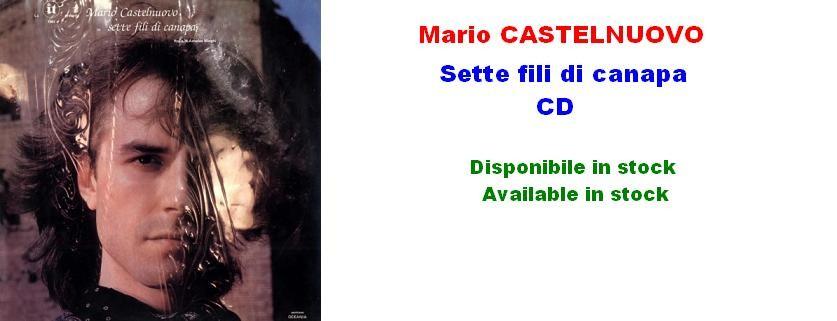 Mario Castelnuovo - Sette fili di canapa