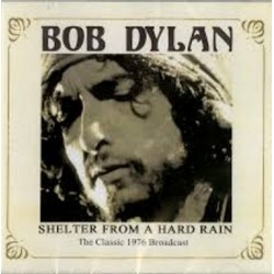 BOB DYLAN - SHELTER FROM A HARD RAIN (LP)
