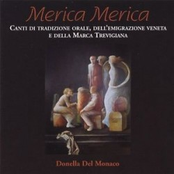 DONELLA DEL MONACO - MERICA, MERICA (CD)