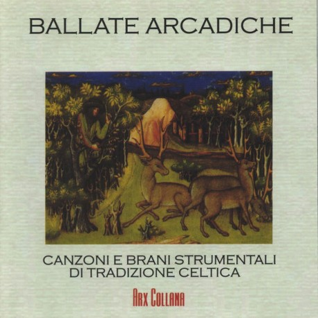 D. BORTOLAI/G. BARDINI/G. SANTINI - BALLATE ARCADICHE (CD)