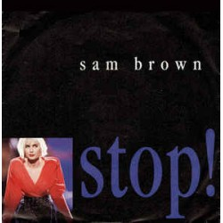 "SAM BROWN - STOP ! (7"")"