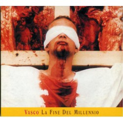 VASCO ROSSI - LA FINE DEL MILLENNIO -2 tracks- (CD single)