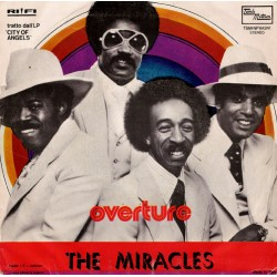 THE MIRACLES - LOVE MACHINE/OUVERTURE