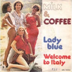 "MILK & COFFEE - LADY BLUE (7"" vinyl)"
