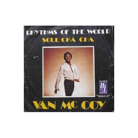 "VAN MCCOY - RHYTHMS OF THE WORLD (7"" vinyl)"
