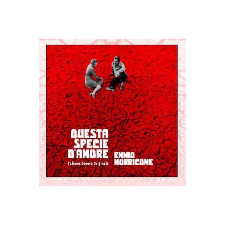 ENNIO MORRICONE - QUESTA SPECIE D'AMORE  (LP)
