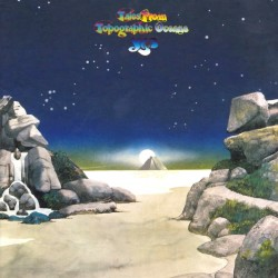 YES - TALES FROM TOPOGRAFIC OCEANS
