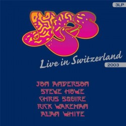 YES - LIVE IN SWITZERLAND 2003