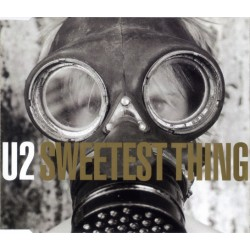 U2 - SWEETEST THING (CD single)