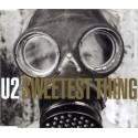 U2 - SWEETEST THING (CD single)
