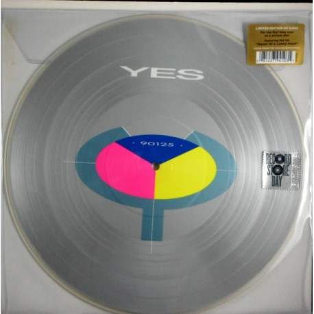 YES - 90125 (PICTURE LP)