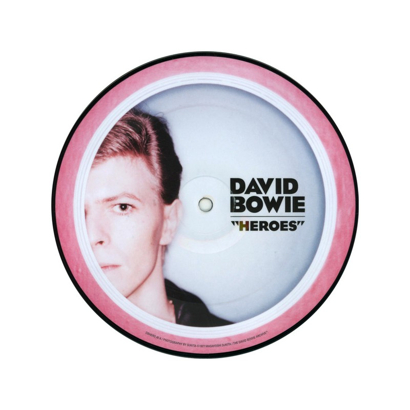 David Bowie Heroes 7 Quot Vinyl Gt Music Distribution
