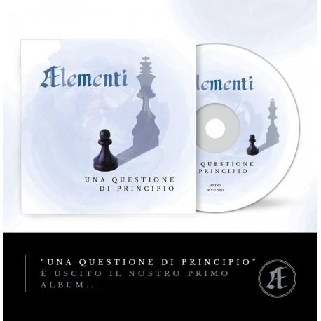 AELEMENTI - UNA QUESTIONE DI PRINCIPIO (CD)