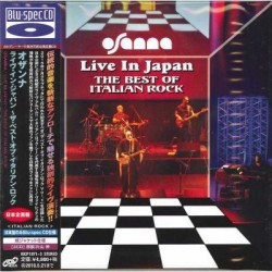 OSANNA - LIVE IN JAPAN (3-CD)