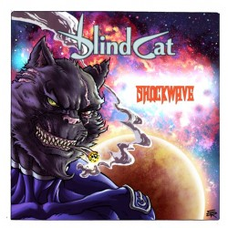 BLINDCAT - SHOCKWAVE (CD)