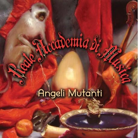 REALE ACCADEMIA DI MUSICA - ANGELI MUTANTI (LP))