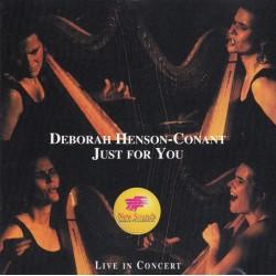 DEBORAH HENSON-CONANT - JUST FOR YOU (CD)