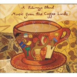 VARIOUS ARTISTS - MUSIC FROMR THE COFFEE LANDS (CD)