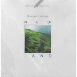 BERNARDO RUBAJA - NEW LAND (CD)
