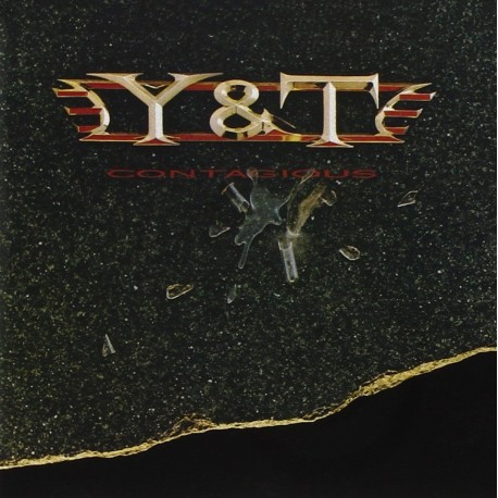 Y & T - CONTAGIOUS (LP)
