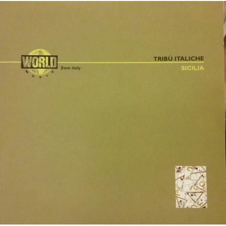 VARIOUS ARTISTS - TRIBU' ITALICHE/SICILIA (CD)