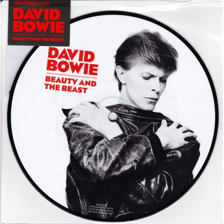 "DAVID BOWIE - BEAUTY AND THE BEAST (7"" VINYL)"