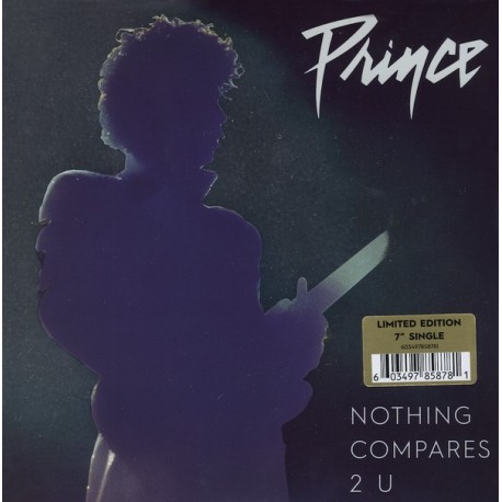 "PRINCE - NOTHING COMPARES 2 U (7"" VINYL)"